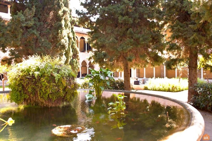 Monastir Pedralbes Barcelona 4