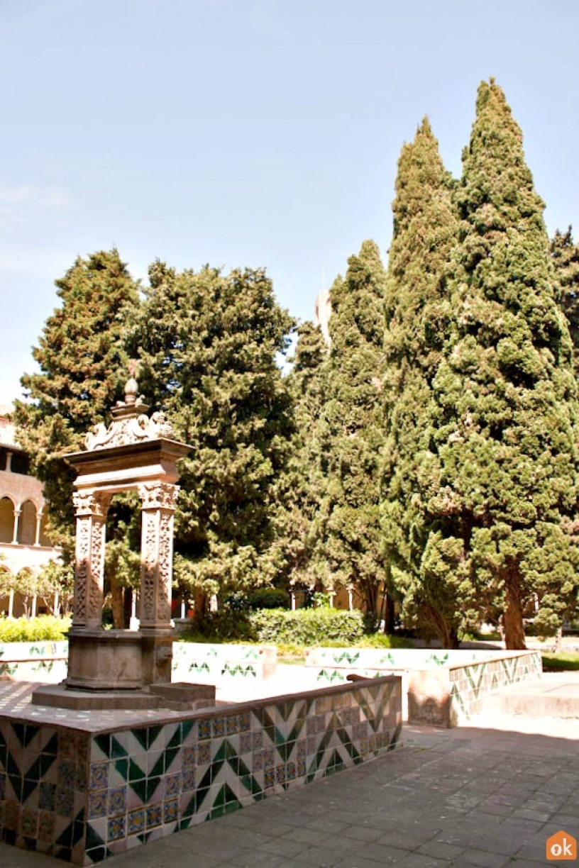 Monastir Pedralbes Barcelona 5