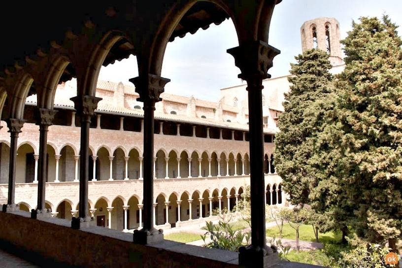 Monastir Pedralbes Barcellona