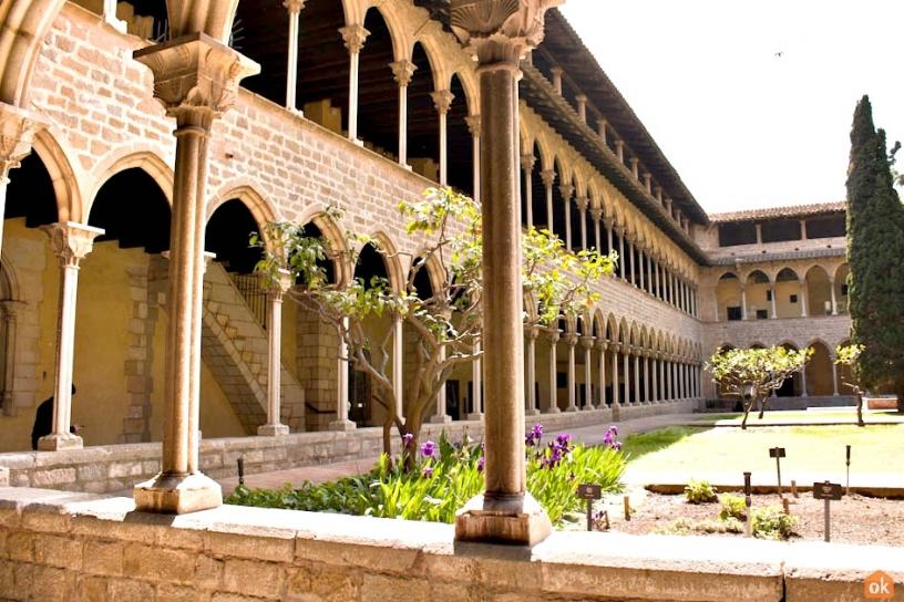 Pedralbes Kloster Barcelona