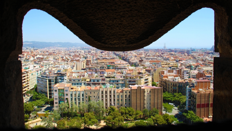 Sagrada's Views, Barcelona