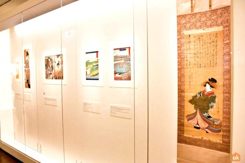 Коллекция Япония в Музее мировых культур в Барселоне
