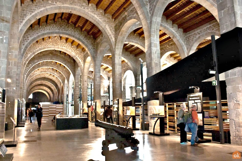 Temporary exhibitions at the Barcelona Maritime Museum