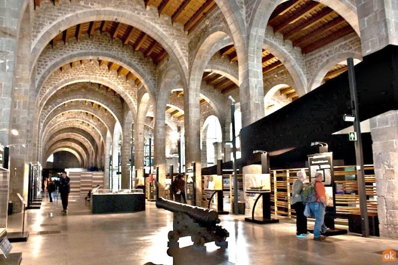 Wechselausstellungen Maritimes Museum Barcelona