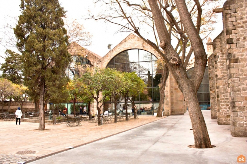 Die Königlichen Werften von Barcelona