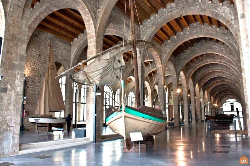 Museu Maritim Barcelona 2