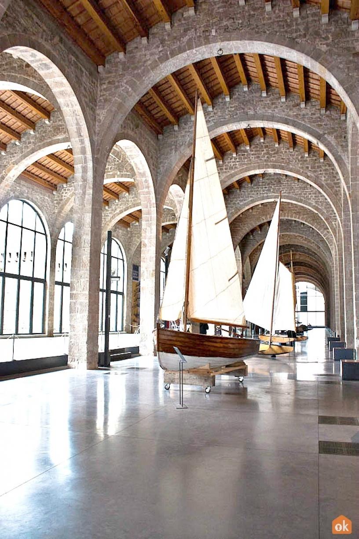 Museu Maritim Barcelona 3