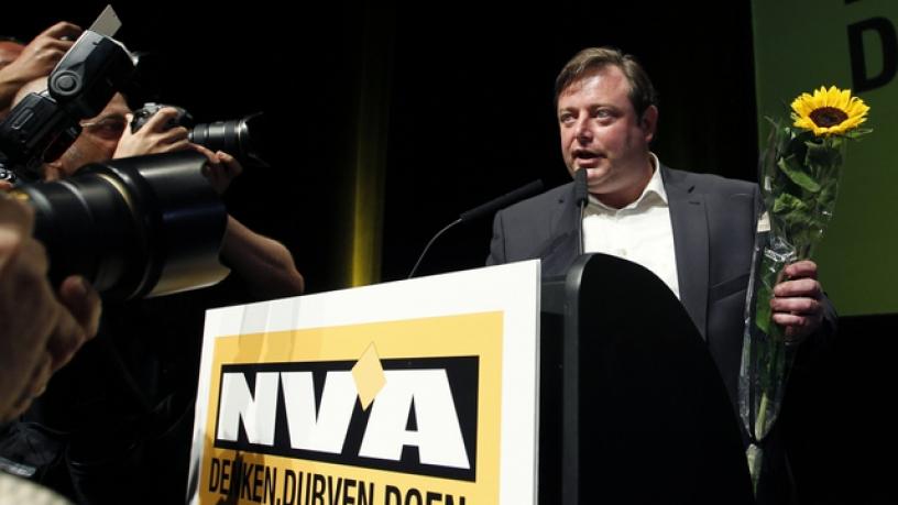 Bart De Wever, l'emblématique président de la NVA