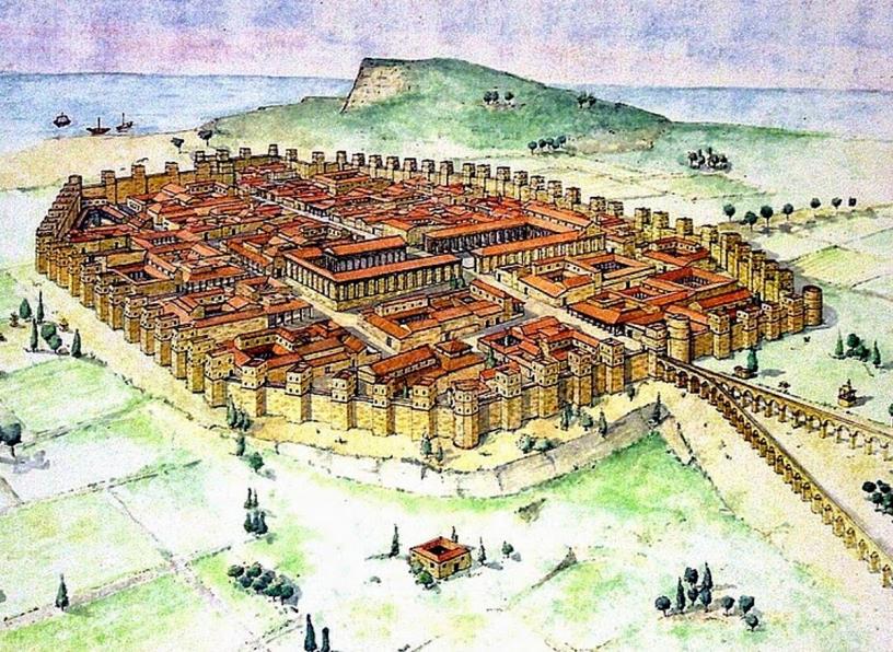 Primeros habitantes de Barcelona