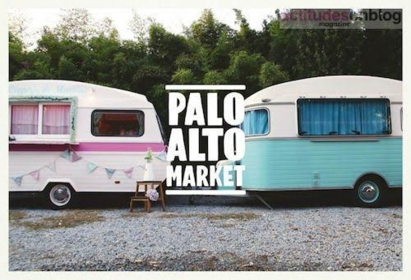 Il mercatino Palo Alto