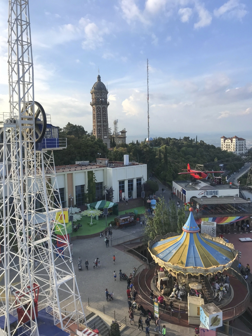 Tibidabo Park