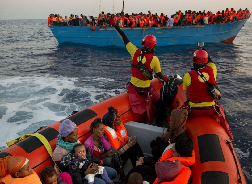 The NGO Proactiva Open Arms