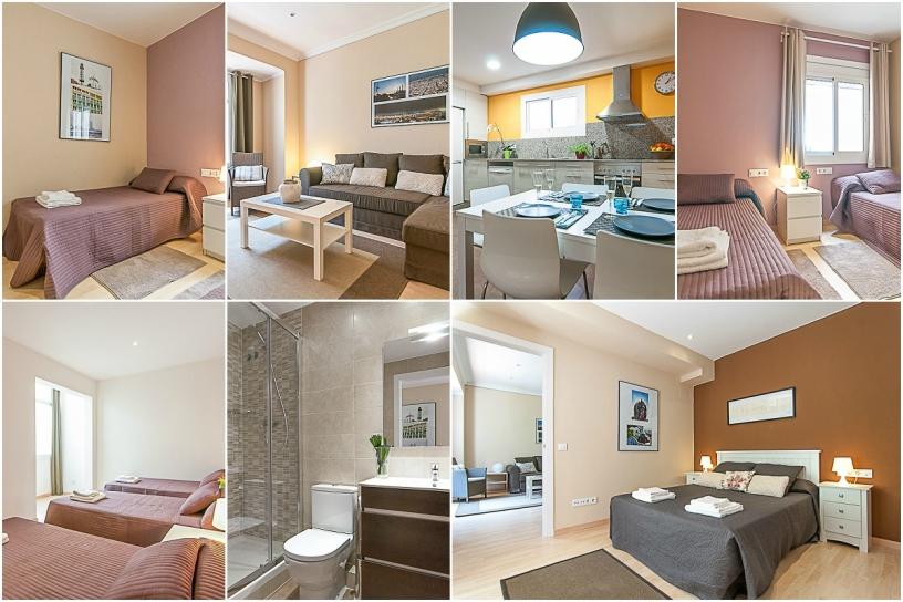 Дешевые апартаменты в центре Барселоны