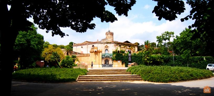 Palacio Desvalls en Horta
