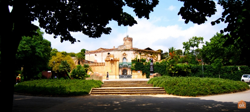 Palais Desvalls en Horta