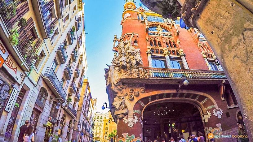 Barcelona Palau de la musica
