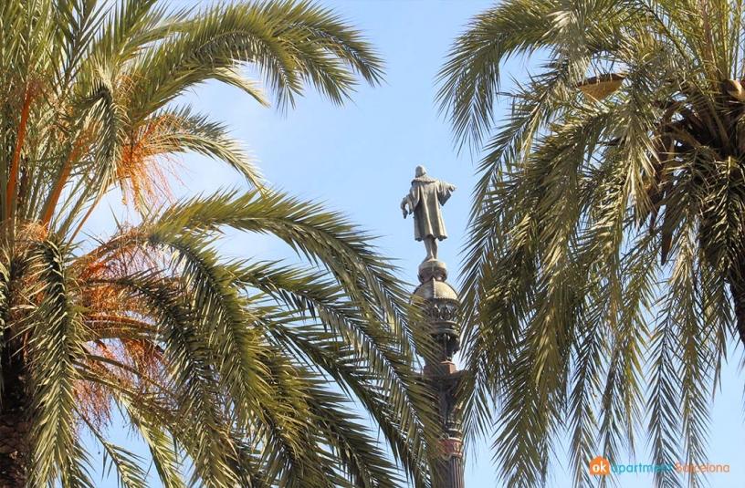 Palmiers Colomb