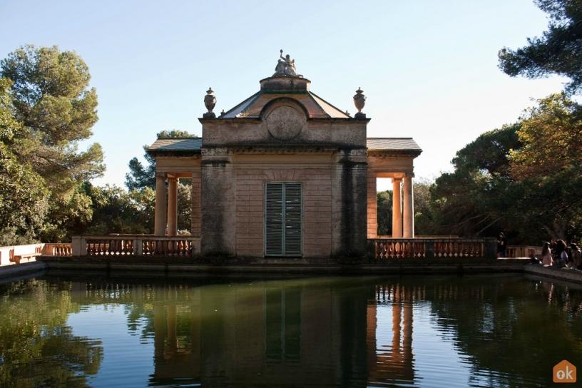 Parque del Laberinto i Horta, Barcelona
