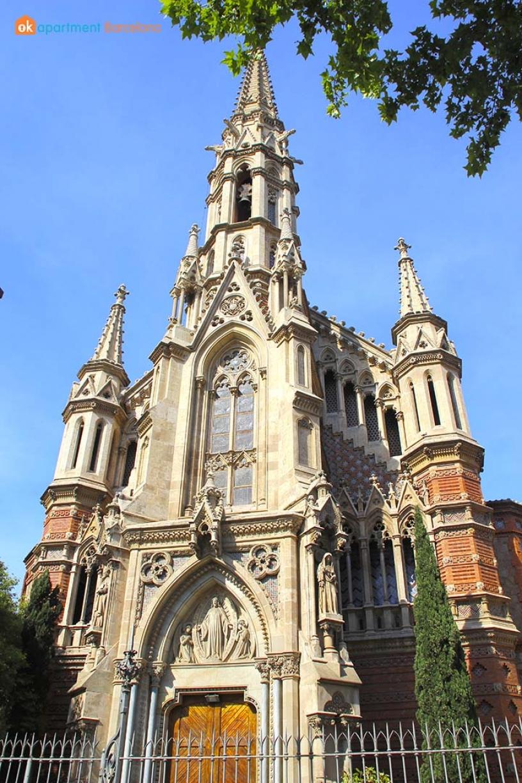 Parroquia Sant Francesc de Sales, Barcelona