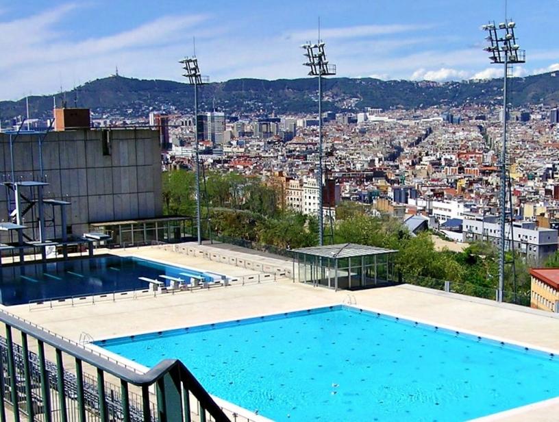 Piscine Municipale Montjuic