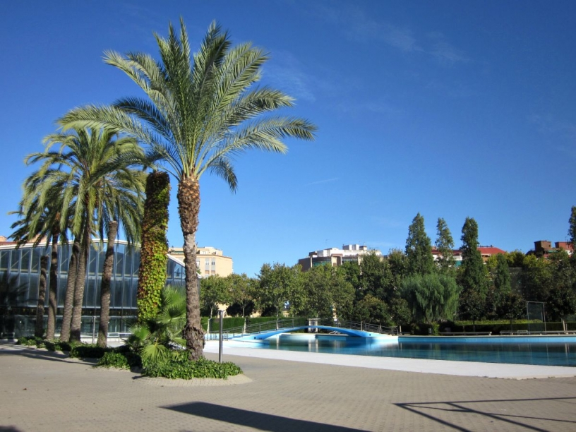 Piscina de Can Drago Barcellona