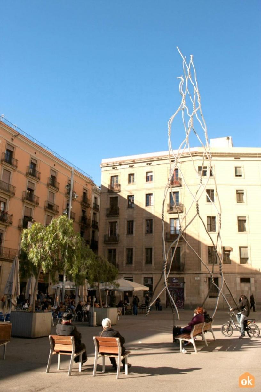 Plaza de Sant Miquel, Barcelona
