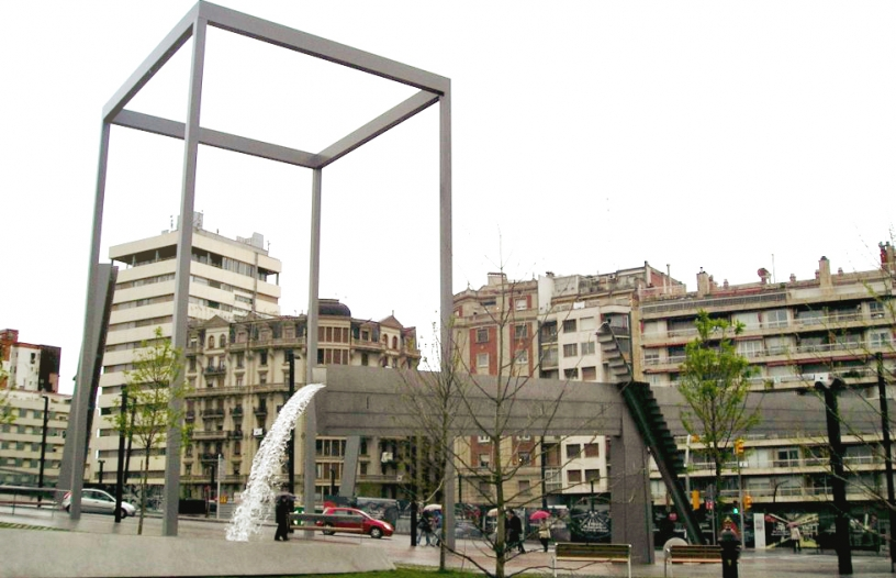 Fontana di Lessps