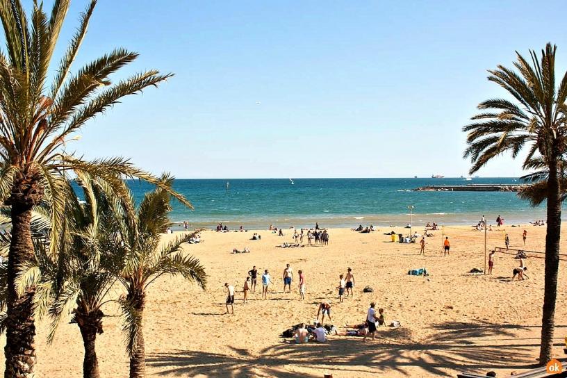 Spiaggia Somorrostro Barcellona