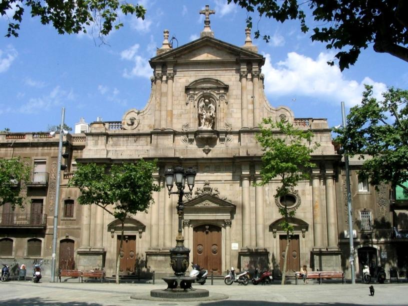 Plaza de la Barceloneta Barcelona