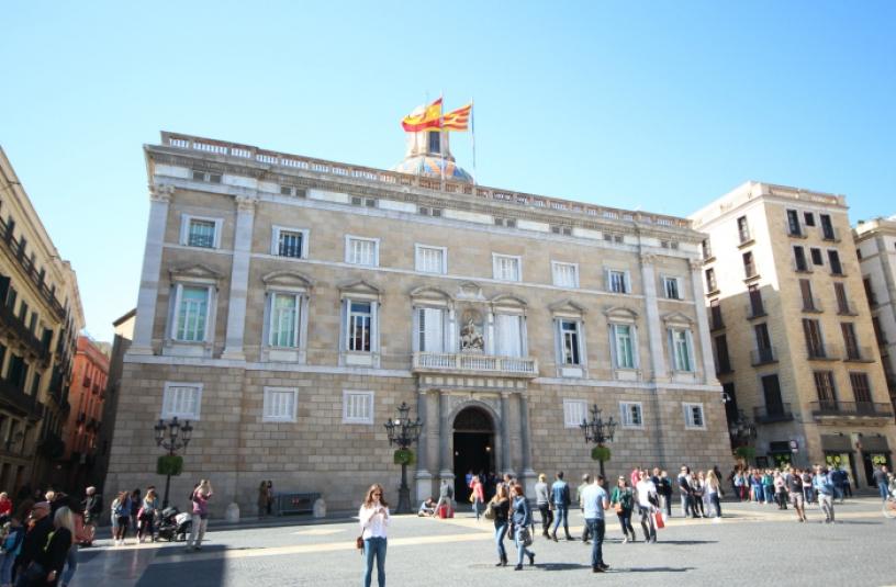 Foto von Plaça de Sant Jaume