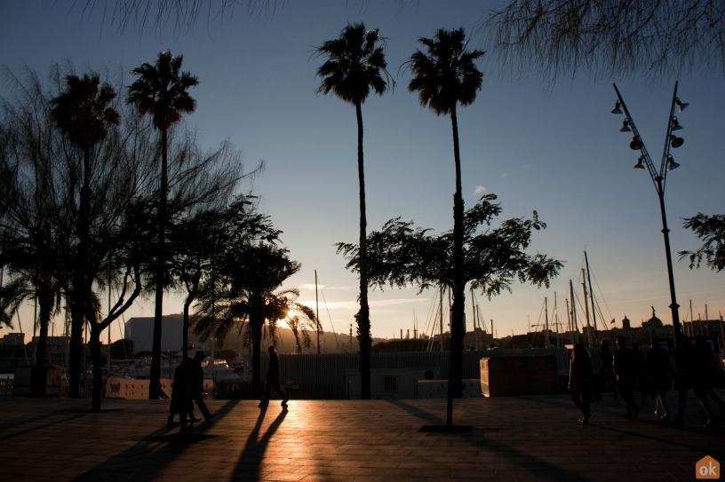 Port Vell 1, Barcelona
