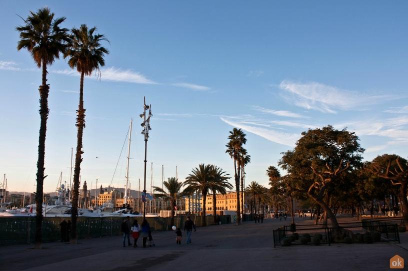 Port Vell, Barcelona