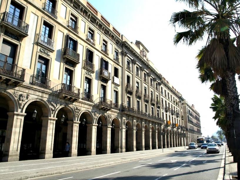 Porxos d'enXifré Barcellona
