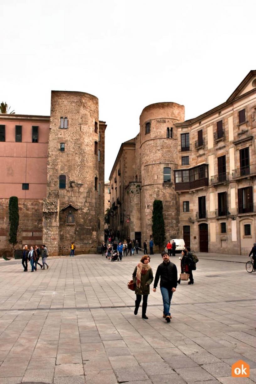 Барселона времен римлян