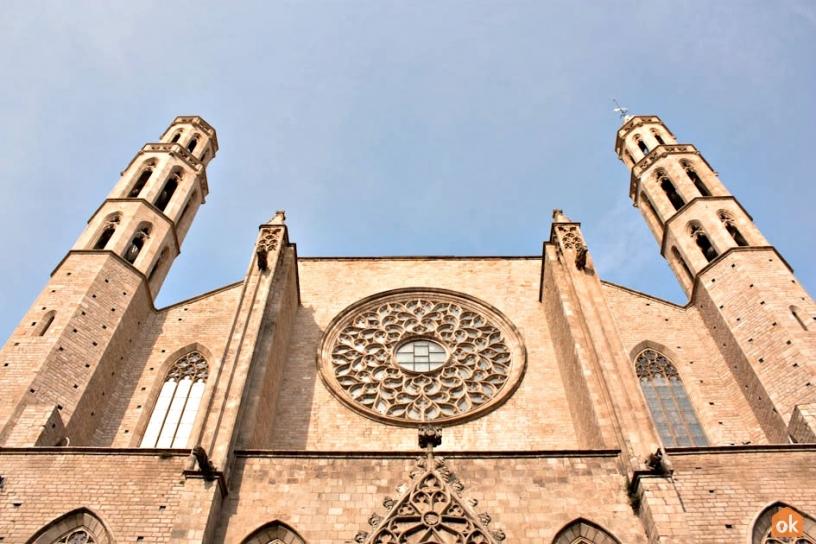 Санта Мария дель Мар Барселона