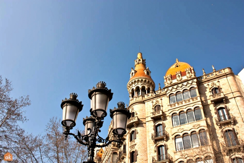 Tour modernista I Barcellona