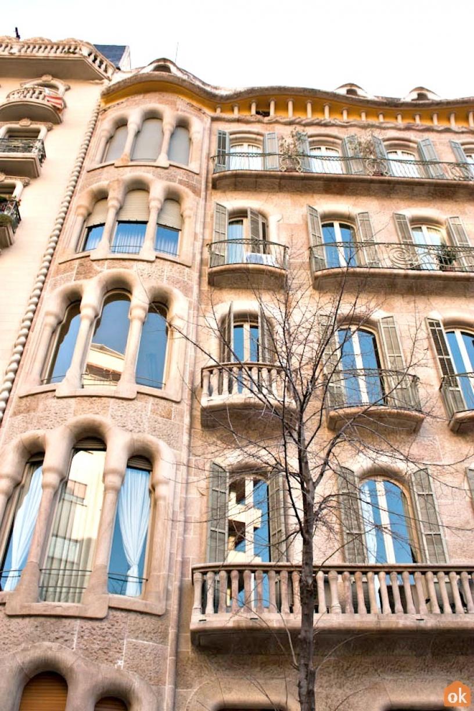 Tour modernista I Barcellona