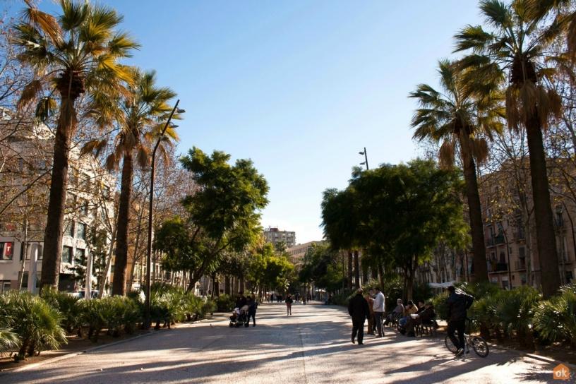 Рамбла де Раваль Барселона