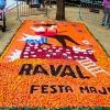 Festa Major Raval suelo