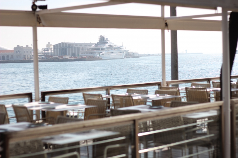 Restaurant Port Vell Barcelona