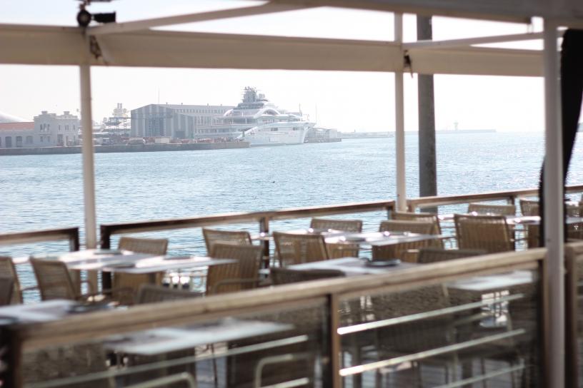 Restaurant Port Vell Barcelona