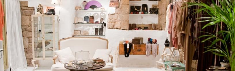 Винтажный магазин Room в Барселоне