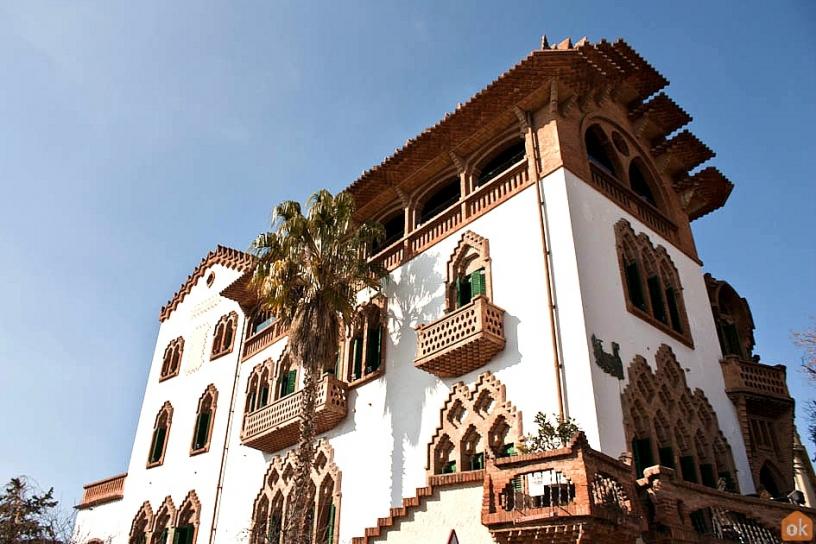 Casa Roviralta Barcelone