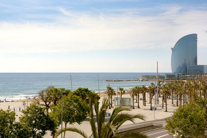 Barceloneta district