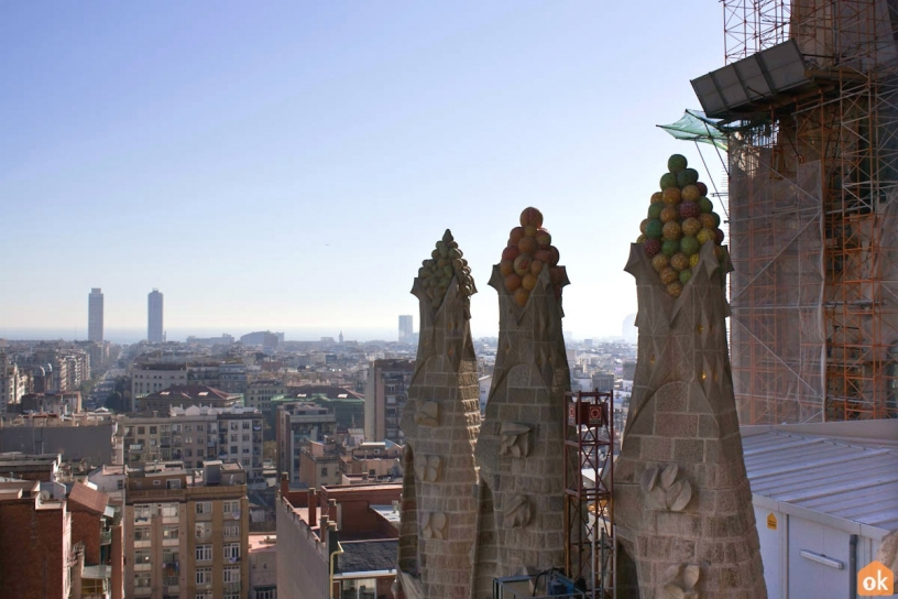 Sagrada Familia Tower