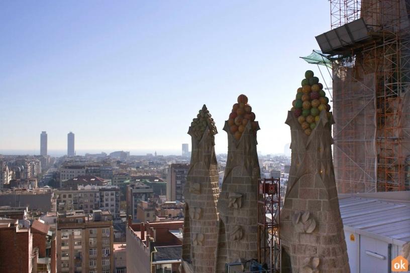 Torre de la Sagrada Familia