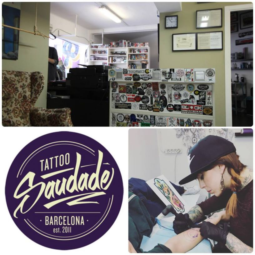 The Tattoo Studio Saudade
