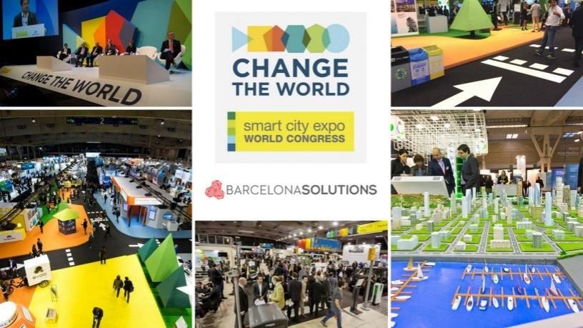 Foto del Smart City Expo Barcellona