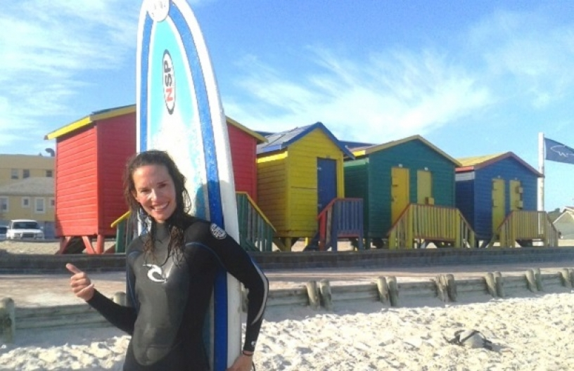 Surfing Happybackpacker