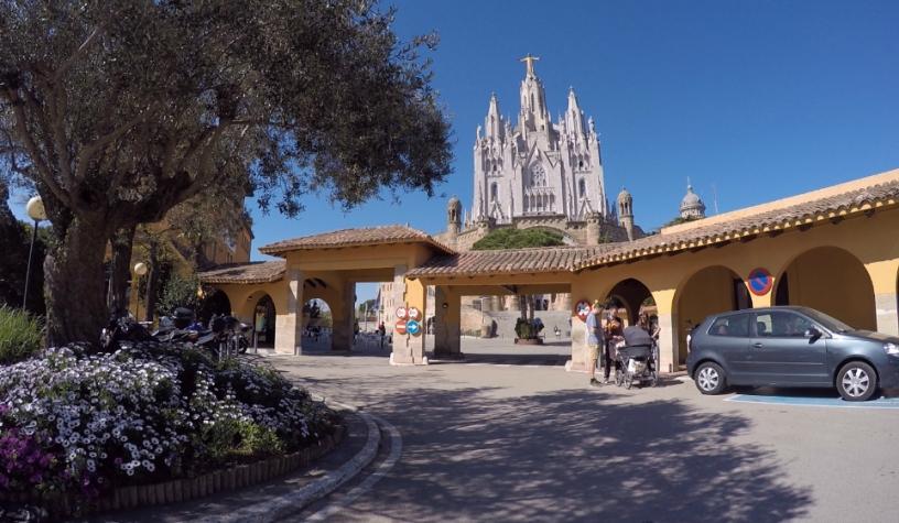 Iglesia Tibidabo
